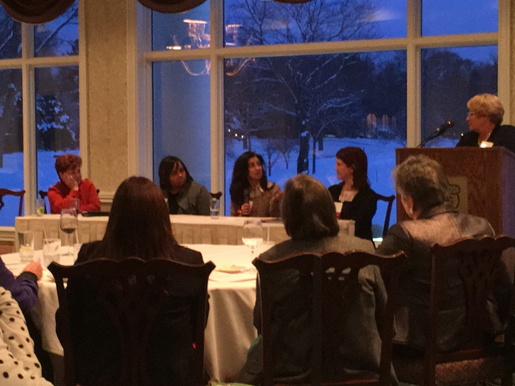 The Changing Face of Our Community Panel Discussion